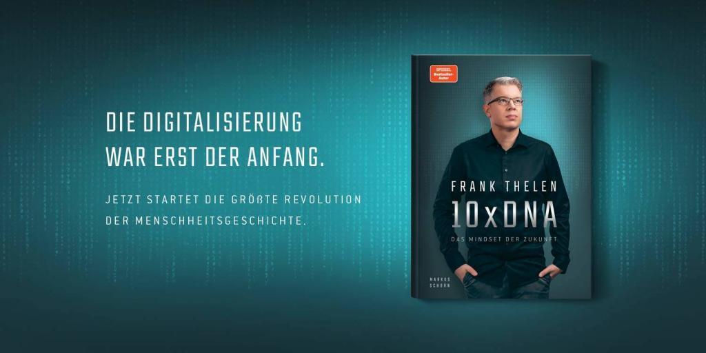Frank Thelen - 10xDNA Buch