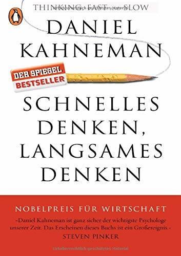 Aktien Psychologie Buchempfehlung - Daniel Kahneman