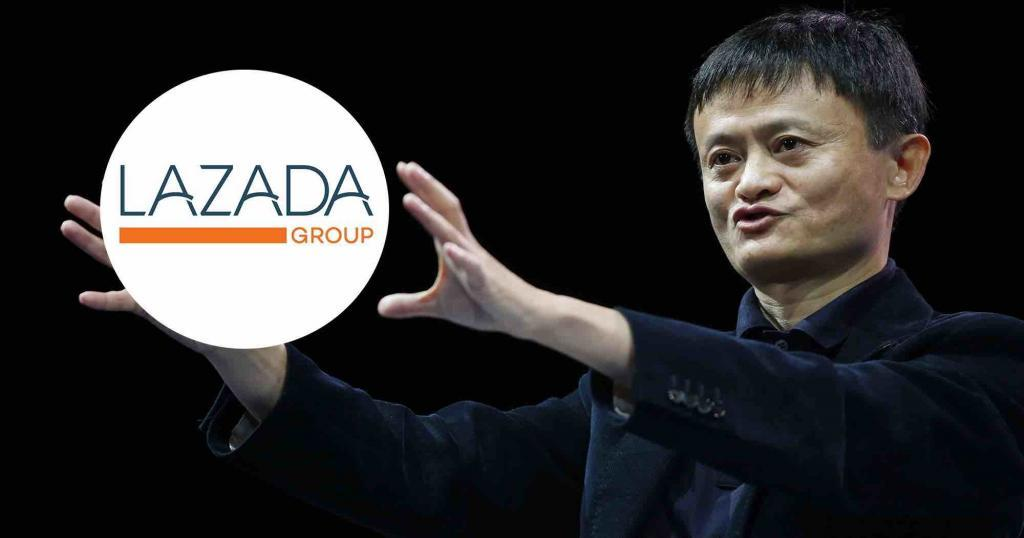 Alibaba greift nach Lazada
