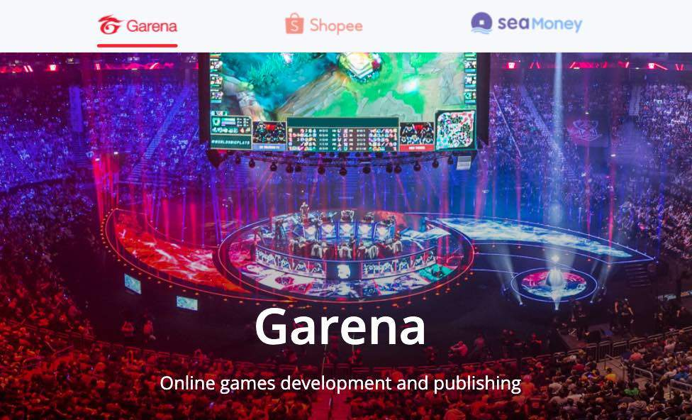Sea Limited - Garena