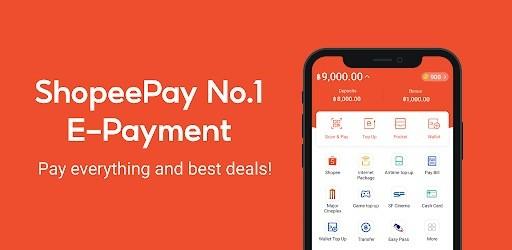 Shopee #1 Payment App