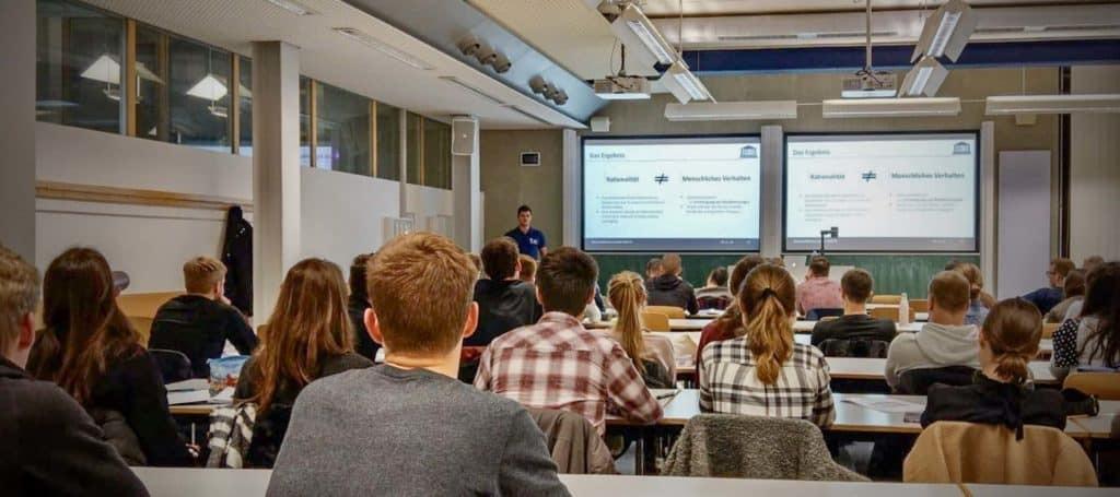 Börsenforum - Vortrag zum Thema Börsenpsychologie 1/2
