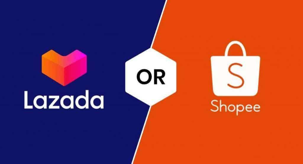 Lazada vs. Shopee