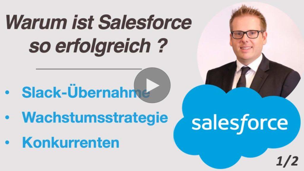 Salesforce Aktienanalyse 2021 - Interview mit Salesforce-Experte (1/2)