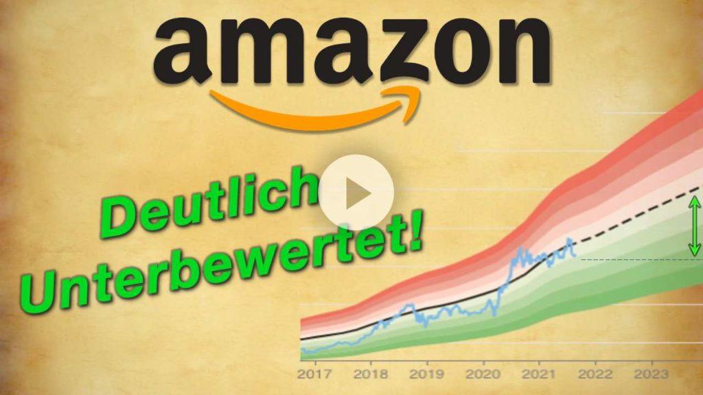 Amazon Aktie Kursziel und Prognose - ausführliche Analyse / Bewertung 2021